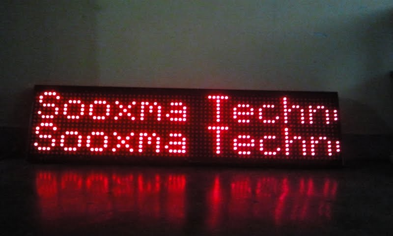 ece b tech final projects for engineering studentsElectronics Projecthow To Make Led Display Board Btech Projects #14