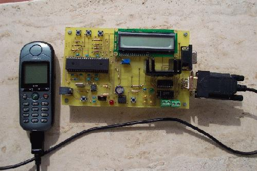 Gsm And Gps Embedded Live Projects For Engineering Students